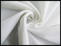 Dull nylon underwear lining/lingerie tricot