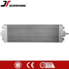 Aluminio intercambiador de calor de placas soldadas