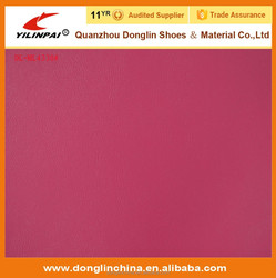 Hot Selling 0.9mm PU Synthetic Leather for shoes