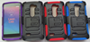 Mobile phone accessories for LG leon C40 holster combo case
