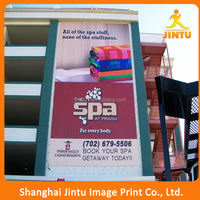 Outdoor Promotion Display Banner Fence Advertising Banner