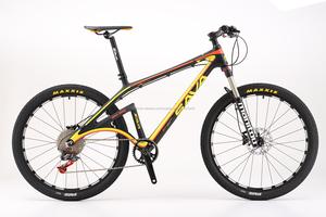 Süper Hafif Karbon Çerçeve MTB 26 inç M8000 ile Komple Dağ Bisikleti 22 Hız Groupset