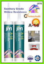 Neutral cure silicone sealant 300ml for sanitary use