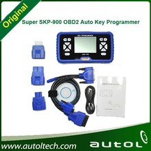 Latest Version SuperOBD SKP-900 Key Programmer support readng pin code for many vehicles