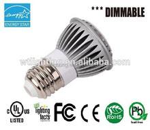 E27 led bulb 50W Halogen Equivalent