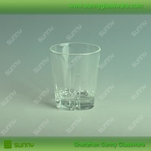 Hight quality stemless wine glass