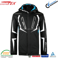 2015 name brand mens waterproof ski jacket & clothing