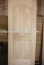 new design decorative interior HDF melamine door skin
