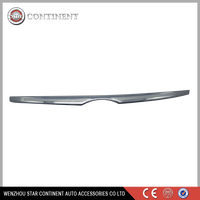 Car exterior accessories ABS chrome body part engine cover trim for American models