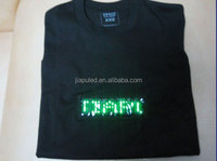new fashion clothes programmable led wholesale world cup led lights for tshirts