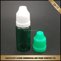 Hot sale 50ml cylindrical round shoulder PET plastic bottles/jars for drinks shampoo perfume