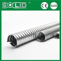 corrugated galvanized metal flexible pipe