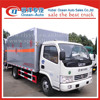 professional manufacturer 1-10t fire cracker truck with famous chassis and engine