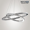 lighting cable housing for led lighting modern crystal chandeliers pendant light lamp