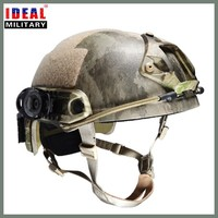 FAST Kevlar Bulletproof helmet US Standard NIJ IIIA carbon kevlar helmet