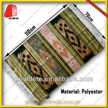 2015 muslim knitted prayer mats made of Chenille made in China ILYM-1253