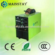 Mainstay new igbt co2 mig 200 soldagem de aço inoxidável com lata