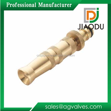 Durável profissional fácil instalação custom made OEM fundição de precisão cobre e latão bico de sprinkler