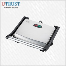 Home use Table Grill With Flat And Gril Plates