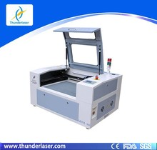 Stone Laser Engraving Machine Desktop Laser Cutter 50W 600*400mm--Thunder Laser