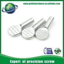 aluminium knurling thumb screw