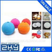 High quality DIY silicone ice cube trays with lid