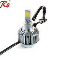 2015 Newest High Power Car H3 Led Bulbs 33W 3000LM All In One LED Headlight Car Headlight Led