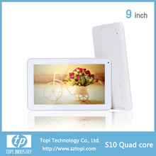 9 inch android 4.4 RK 3126 chip tablet pc