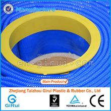"1""-12"" 50M,100M blue color lay flat sunny pvc hose"