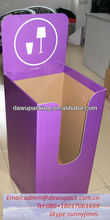 2013 New design large display box for shipper purpose