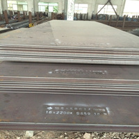 raw material of Q550 with big stock and low price high strength steel plate