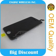 6 months warranty for iPhone 5s LCD digitizer