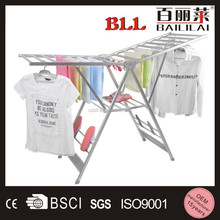 China supplier aluminum free standing clothes drying rack, clothes dryer, clothes dryer price