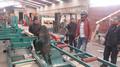 Combinação máquina de madeira de corte de madeira serra circular serraria equipamento florestal