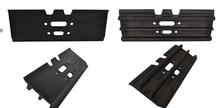 D60/65,E70B/120B/200B/320,PC/200/300/400EX100200/300 Excavator Steel Track Shoe