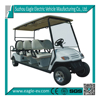 8 seats electric golf utility car, with flip flop seat, EG2069KSZ, CE, LSV