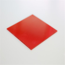 Solid Green matte pvc flexible plastic sheet