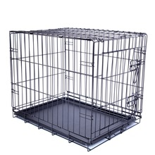 China Supplier High Quality Large Stainless Steel Pet Cage for Dogs 9001