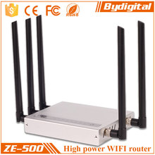 Bydigital BCM5357 64M Memory 8M Flash 300Mbs 1200mw Wireless Router Wifi Router for SOHO/Enterprise
