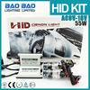 Factory supply white High-Power HID xenon kit, 12V 55W hid xenon ballast, 55W hid kit holesale--- BAOBAO LIGHTING