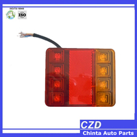 10-30v LED Truck Tail Light Trailer Tail light for Australia market