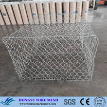 anping manufacture gabion cages/gabion box stone cage