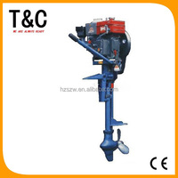 Chinese 4 stroke 8hp diesel outboard