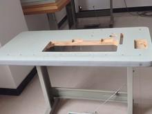 de plástico cubierta de coser industrial de mesa