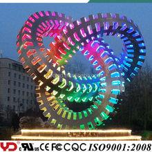 YD excellent sculpture 12v led outdoor lighting