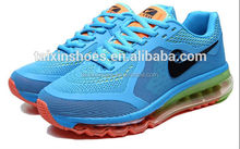 newest fashion running shoes air 2015 max jogging shoes China for men