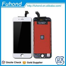 Factory original screen lcd for iphone 6 lcd screen replacement