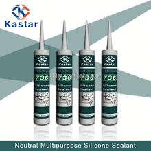 Construction Neutral Cure Silicone Sealant