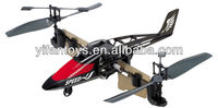 New Arrival !! T008 Multi-function fish hawk stunt (180 Degree rotation) Remote Control aircraft, RC Helicopter with gyroscope
