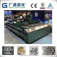 laser cut metal craft machine adopt advanced Germany technology